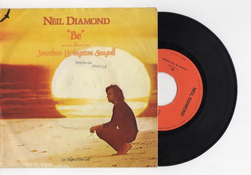 Neil Diamond met Be 1973 Single nr S2021943