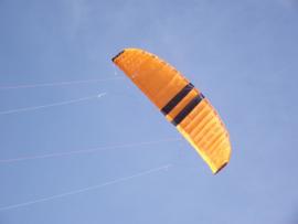 Cooper Motor 6.5 Kite only - Orange/black