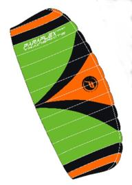 Paraflex 3.1 Trainerkite R2F - Green/Orange/Black