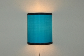 Wall Light Blue