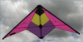 Arrow - Pink / R2F + Polsbanden