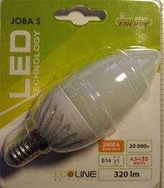 Led lamp 320 lm (E 14)