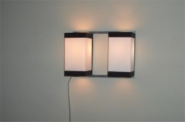 Wall Light Duo White