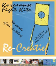 Koreaanse Fight Kite / Re-Creatief