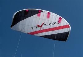 Flytec Hyper 7.0 - Kite only / White