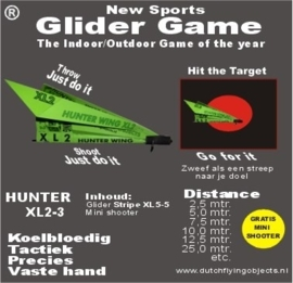 Hunter XL2-3 Groen
