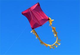 Genki Kite R2F - Red