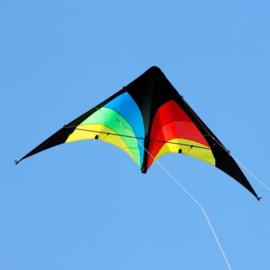 Delta Stunt R2F  (Black/rainbow)
