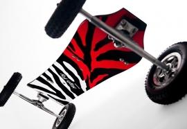Zebra Board High Fly