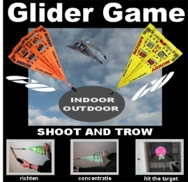 Glider Game Indoor/Outdoor