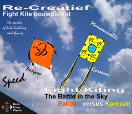 Fight kiting bouwpakket / Pakpao v/s Koreaan