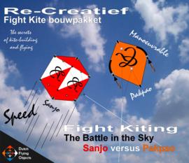 Fight kiting bouwpakket / Sanjo v/s Pakpao