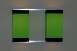 Wall Light Duo Green