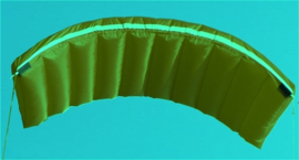 Airfoil 2.35 Green kite only