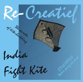 India Fight Kite / Re-Creatief