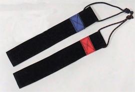 Black Stripe R2F + Polsbanden