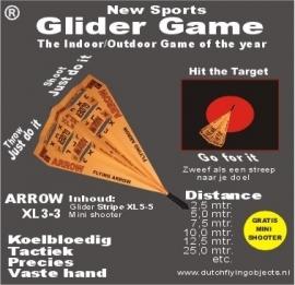 Arrow XL3-3 Orange