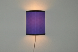 Wall Light Purple