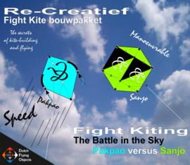 Fight kiting bouwpakket / Pakpao v/s Sanjo