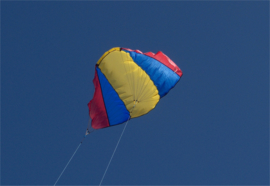 Nasa Wing 120 kite only