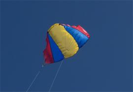 Nasa Wing 120 kite only