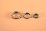 Aluminium ring 10/14mm / per stuk