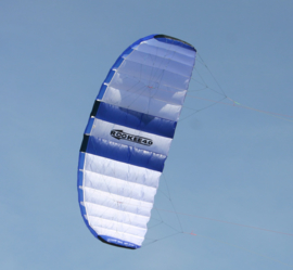 Rookee 5.0 Blue/Kiwi  Kite Only