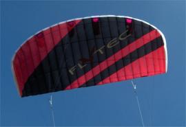 Flytec Hyper 7.0 - Kite only / Red