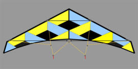 Sky Hopper R2F + polsbanden