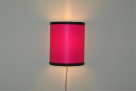 Wall Light Pink
