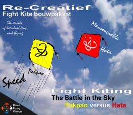 Fight kiting bouwpakket / Pakpao v/s Hata