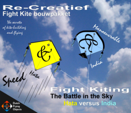Fight kiting bouwpakket / Hata v/s India