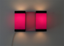 Wall Light Duo Pink