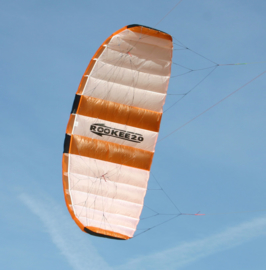 Rookee 5.0 R2F Orange/White/Black  + Cross-Over-Bar