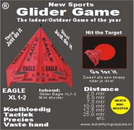 Eagle XL1-2 Rood