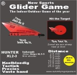 Hunter XL2-3 Rood