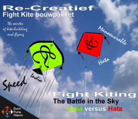 Fight kiting bouwpakket / India v/s Hata
