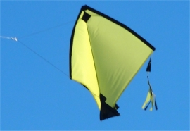 Fight Kite India R2F - Yellow