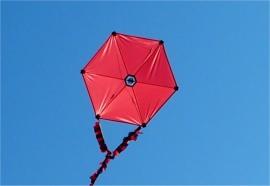 China Kite R2F - Red