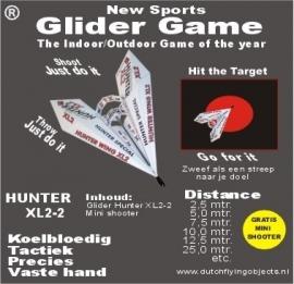 Hunter XL2-2 Wit