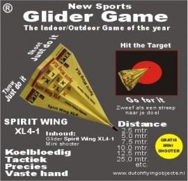 Spirit Wing XL4-1 Yellow