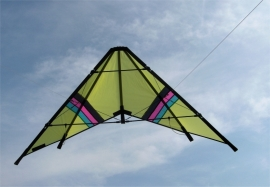 Night Kite - Yellow / R2F + Polsbanden