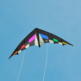 Mirage Kite Only - Rainbow/black