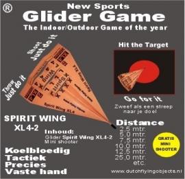 Spirit Wing XL4-2 Oranje