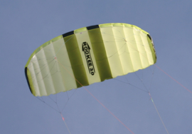 Rookee 1.5 R2F  Kiwi/White/Black + Cross-Over-Bar