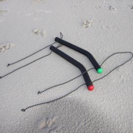 4-Lijnsgrip set 40 cm