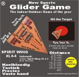 Spirit Wing XL4-4 Oranje