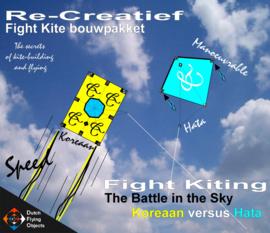 Fight kiting bouwpakket / Koreaan v/s Hata