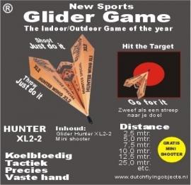 Hunter XL2-2 Oranje