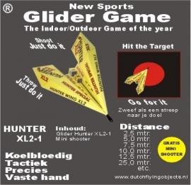 Hunter XL2-1 Geel